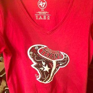 Houston Texans T-shirt size medium